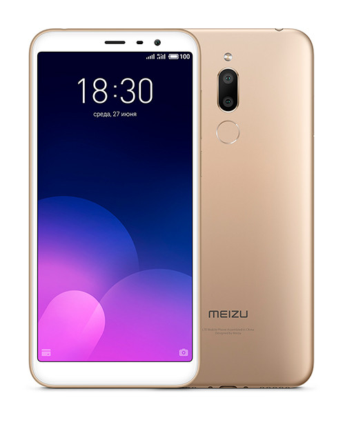 Смартфон Meizu M6T 3+32GB gold