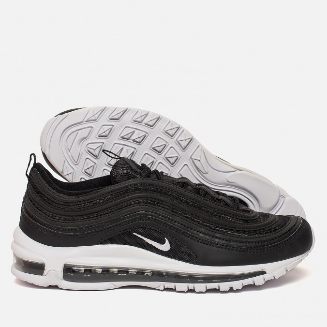 Кроссовки Nike Air Max 97 Black and White