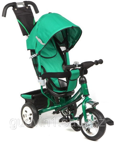 Велосипед Capella Action Trike II 3-х колесный Green 4680303569716