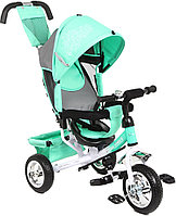 Велосипед Capella Action Trike II 3-х колесный Green 4680303569716 Mint 4680303459734