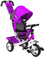 Велосипед Capella Action Trike II 3-х колесный Green 4680303569716 Purple 4680303459741