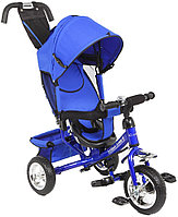 Велосипед Capella Action Trike II 3-х колесный Green 4680303569716 Ultramarine 4680303459710