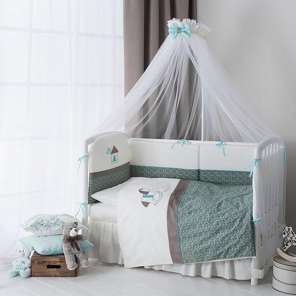 Комплекты постельного белья для кроватки 120*60