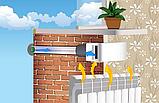 Услуги; Вытяжка Нур-Султан  Астана монтаж  Клапан инфильтрации воздуха КИВ-125, фото 4
