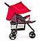 Прогулочная коляска Happy Baby Ultima Maroon, фото 5
