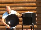 Казан чугунный 100 л, фото 6
