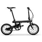 Электровелосипед Mi QiCYCLE Folding Electric Bicycle Черный, фото 2