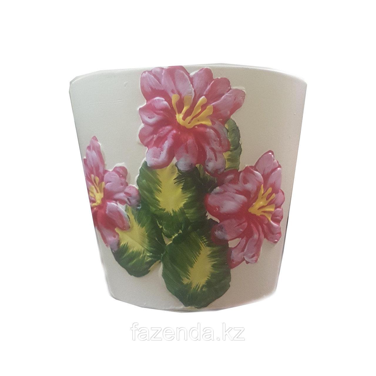 Горшок для цветов керамический Прадера