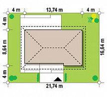 Строительство дома «под ключ» по проекту «Каллисто», фото 3