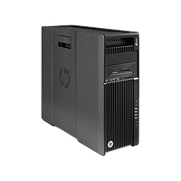 Рабочая станция HP Z640 Tower Workstation (G1X55EA) 1xQuad-core Xeon E5-2620v3 2.4GHz 15MB/2133 CPU, 16GB (2x8GB)DDR4-2133 ECC, 1TB SATA 7200, DVD-RW,