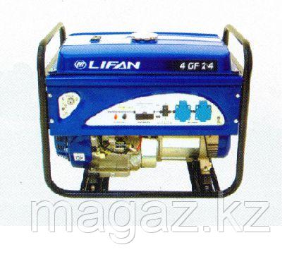 Бензиновая электростанция 8,5GF2-4, фото 2