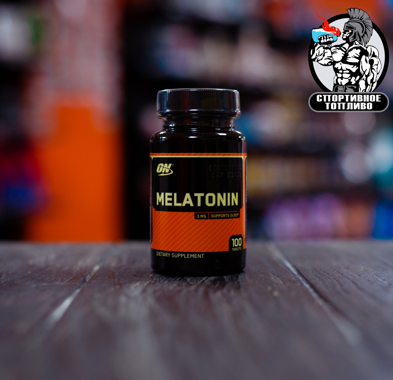 ON - Melatonin 100капс/100порций