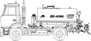 Автогудронатор ДС 4380