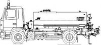 Автогудронатор ДС-5340