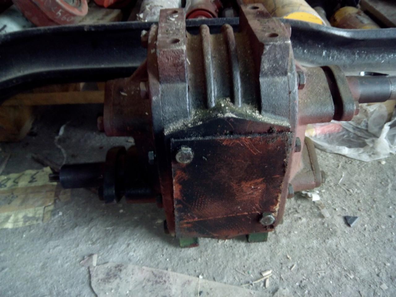 Насос битумный ДС-142А 03.01.000А (Старого образца 2 выход вала до 2008-07 г.в.)