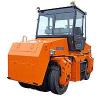 Пневмошинный дорожный каток МС-100