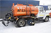 Гудронатор с водяной цистерной АГ 2,5