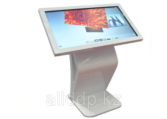 Interactive Information Touch Screen Kiosk