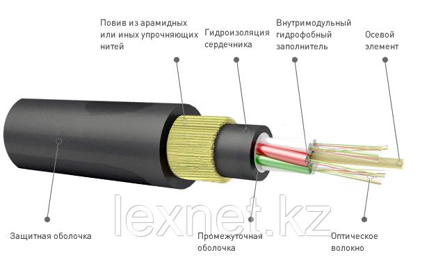 Кабель волоконно-оптический ОКА-М6П-А2-4,0