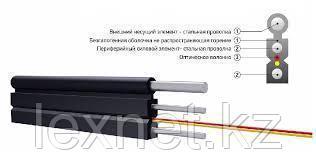 Кабель волоконно-оптический ОКНГ-М4П-М16-0,5 (50/125), фото 2