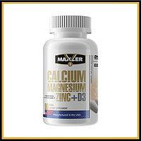 MXL Calcium Zinc Magnesium+D3 90 tab