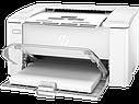Лазерный принтер для черно - белой печати HP LaserJet  Pro M102a, фото 2