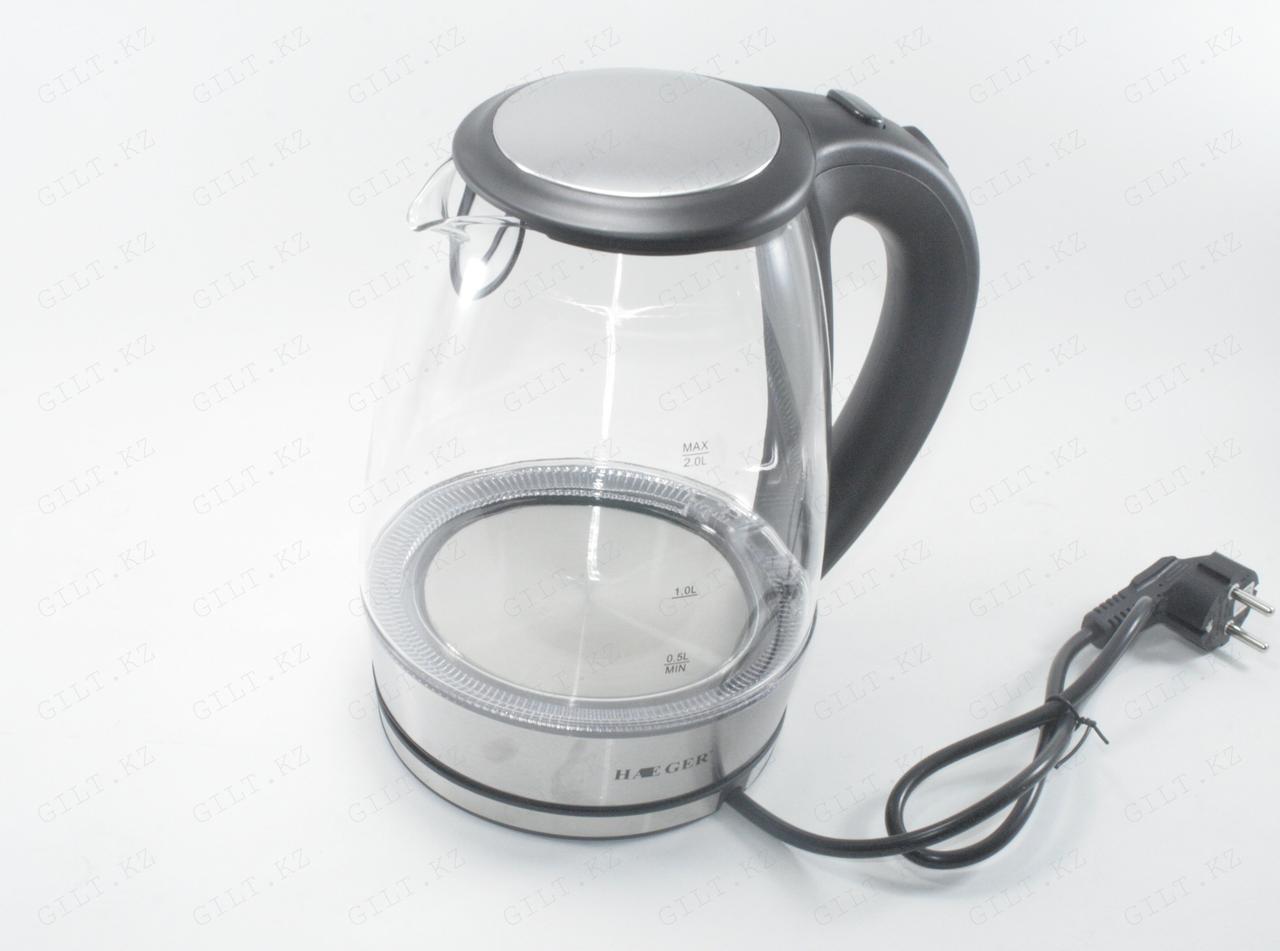 Электрический чайник Haeger HG-7818