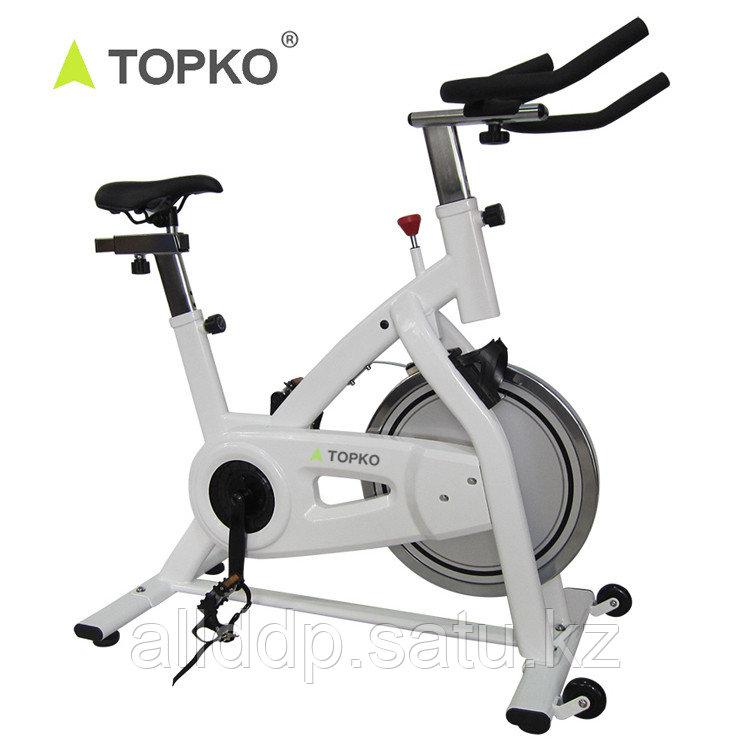 TOPKO  Spin Bike Фитнес велосипед