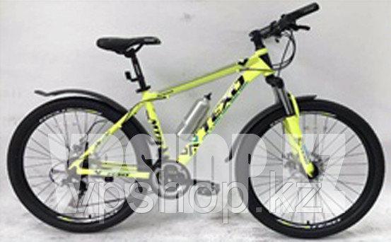 Texo (техо) - Atila надежный, современный велосипед для города, доставка