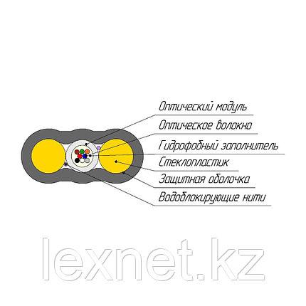 Кабель оптоволоконный ОКПК-0,22-8(G.652D) 1,4кН, фото 2