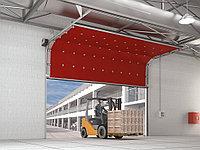 Приводы Shaft-120 и Shaft-200 для промышленных секционных ворот