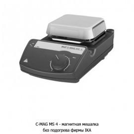 Мешалка магнитная C-MAG MS 4 без подогрева
