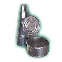 Коробка стерилизационная круглая с фильтром бикс КСКФ-12