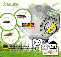 Электронная ловушка для тараканов GoGreen
