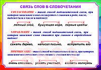 Плакаты Русский 10-11 класс для казахских школ, фото 1