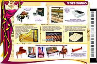 Стенд Фортепиано, фото 1