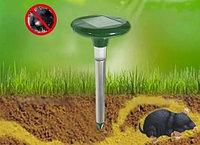 Отпугиватель кротов и насекомых с солнечной батареей