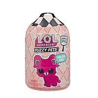 Кукла LOL Surprise Fuzzy Pets Makeover, ЛОЛ Пушистые питомцы 5 серия, 1 волна