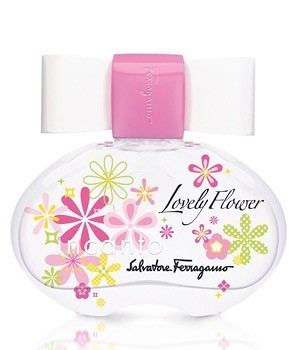 Туалетная вода Incanto Lovely Flower Salvatore Ferragamo 50ml (Оригинал - Италия)