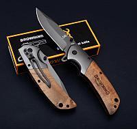 "Туристический нож ""Browning"" 354"", фото 1"