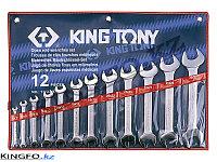 Набор рожковых ключей 6-32 мм 12 пр. KING TONY 1112MR