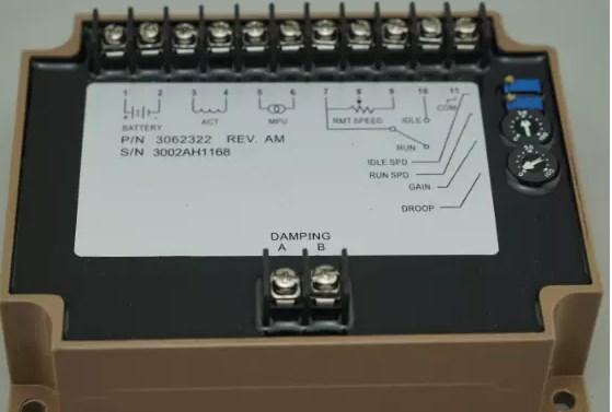 Автоматический электронный губернатор регулятор скорости губернатор 3062322, фото 2