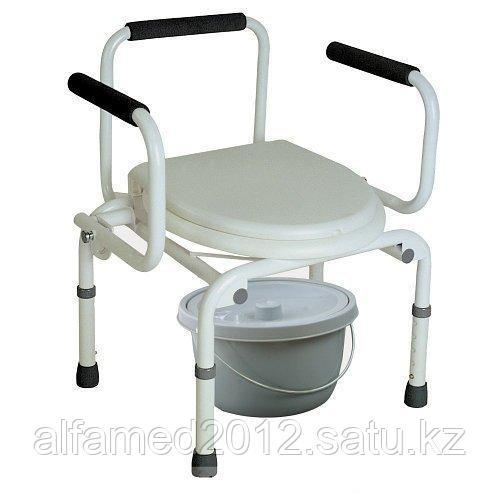 Кресло-туалет для инвалидов СА667