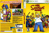 The Simpsons - The Game (Action)