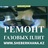 Ремонт газовых плит Zigmund&Shtain в Астане