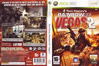 Tom Clancy's Rainbow Six Vegas 2 (FPS)