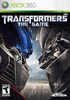 Transformers The Game (Action)