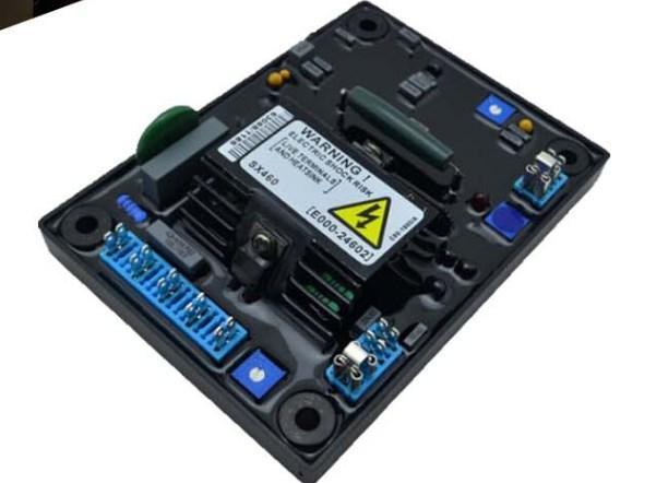 Генератор автоматический регулятор напряжения AVR SX460