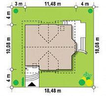 Строительство дома «под ключ» по проекту «Вирон», фото 3