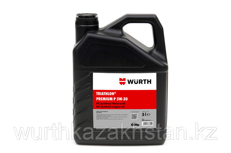 Масло моторное 5W30-5л. PREMIUM-P